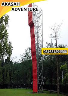 Jawa Barat Biaya Jasa Pembuatan Wall Climbing Papan Panjat Tebing Murah