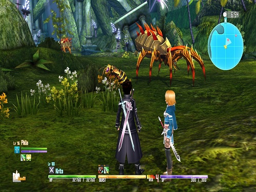 Sword Art Online: Hollow Fragment Game Free Download