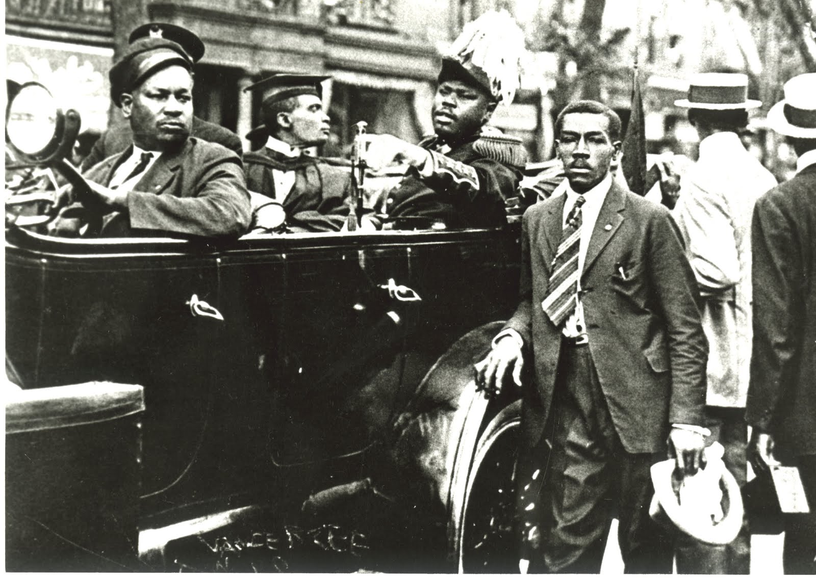 the betrayal of a legacy marcus garvey and economic empowerment source national library of