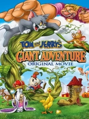 Watch Tom and Jerry's Giant Adventure (2013) Full Movie Online Free No Download