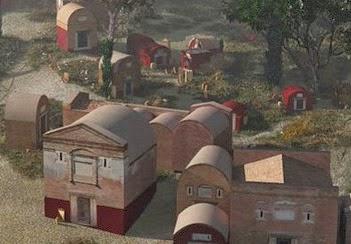 Cementerio pagano oculto bajo el Vaticano