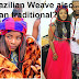SEE DJ Bongz Makoti Sphelele Nene, Is Brazilian Weave also African Traditional?