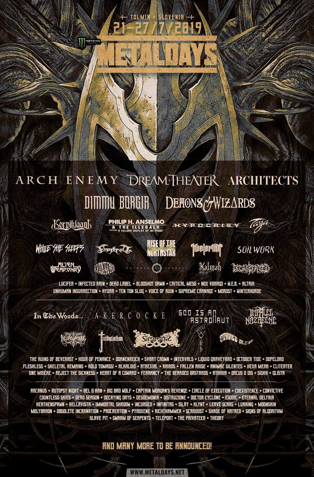 Metaldays Festival 2019
