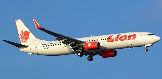 Basarnas Pastikan Pesawat Lion Air Jatuh