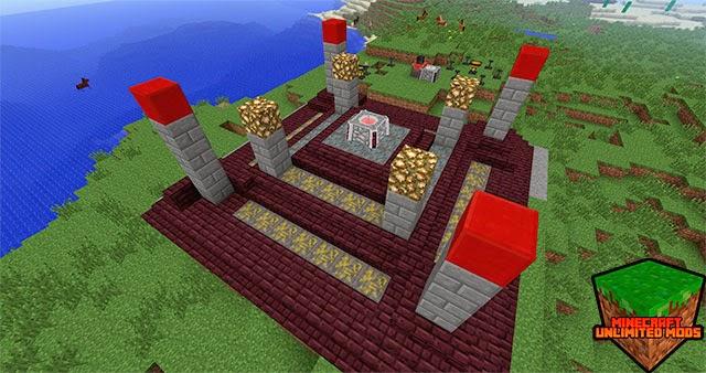 Magic Mod Minecraft Pe Blood