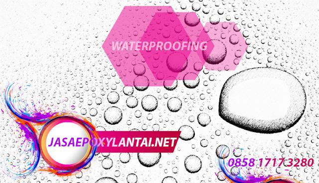 jasa waterproofing terbaik