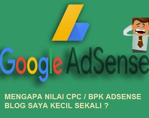 Cara Jitu Menaikan CPC Google Adsense Dengan Mudah
