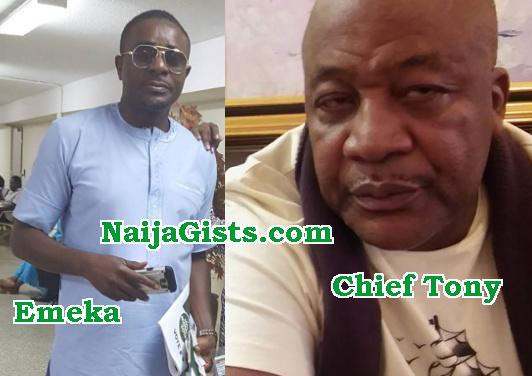 emeka ike attacks igbo chief