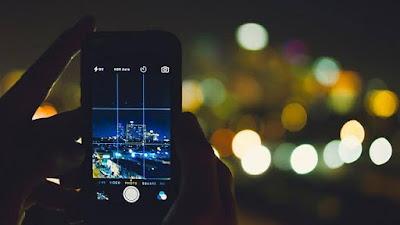 trik fotografi malam hari dengan smartphone, tips cerdas foto pada malam hari