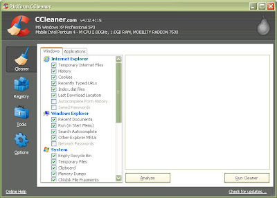 Download CCleaner 4.02 Update