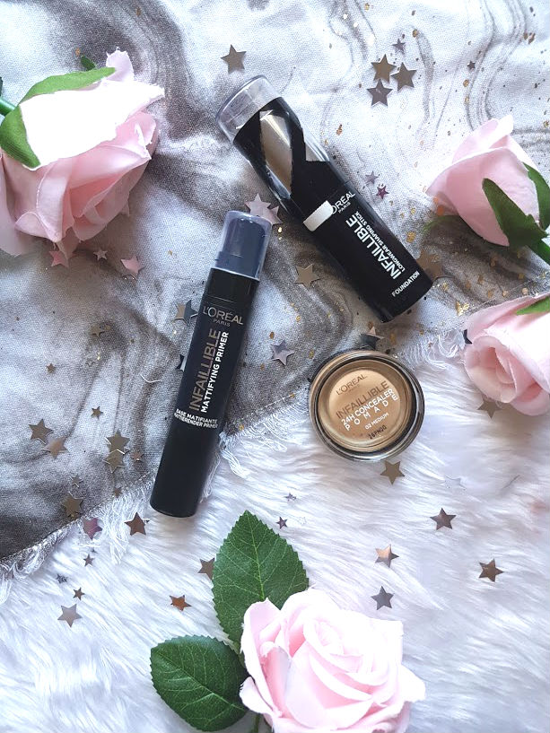loreal infallible range review