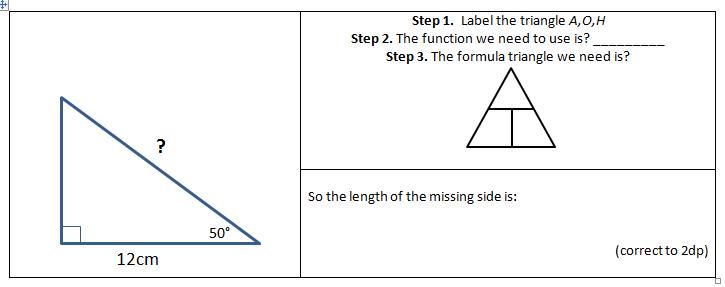 Trigonometry Questions