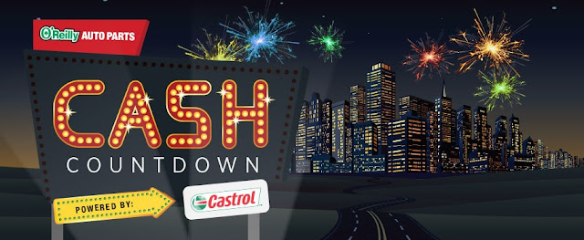 CASH COUNTDOWN SWEEPSTAKES