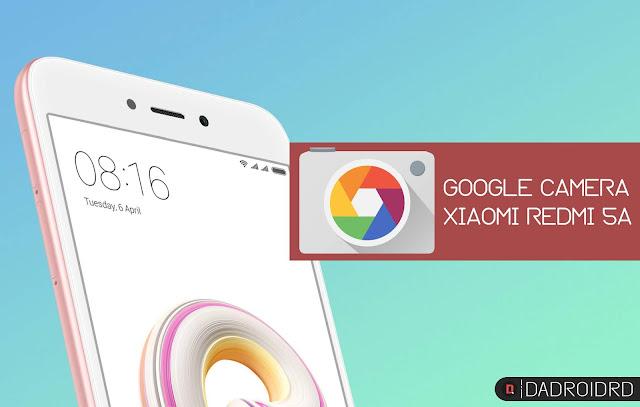 Cara pasang Google Pixel Camera Xiaomi Redmi 5A tanpa ROOT
