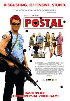 Postal - O Filme, Salve-se Quem Puder