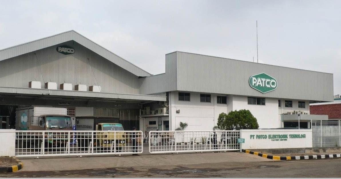 Lowongan Kerja 2019 PT PATCO ELEKTRONIK TEKNOLOGI INDONESIA (Operator Produksi)