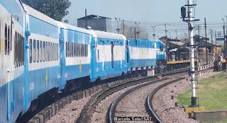 Renovarán vías del Ferrocarril Urquiza en 2017