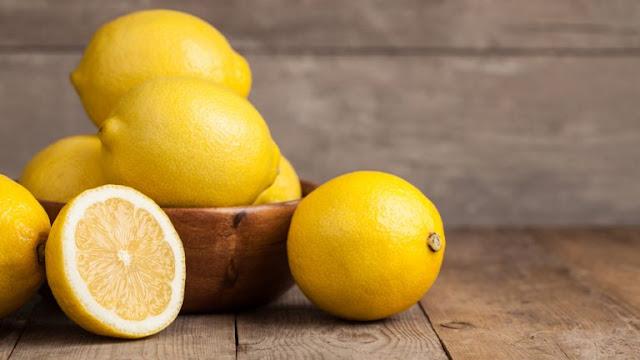 Manfaat Jeruk Lemon Untuk Sakit Maag