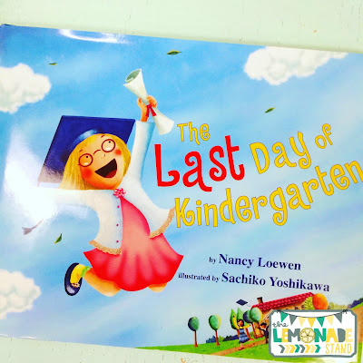 Looking for end of the year activities for the last week of school?  This end of the year pack is perfect for those last days of kindergarten.  Your students will love creating a memory book, first grade ready hat, first graders can, have, are mini-book, a graduate craft, and printable diplomas.  These will create the perfect keepsake for parents!