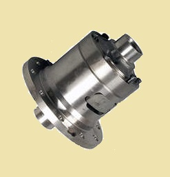 Modification Of Differential Lock For VTD.