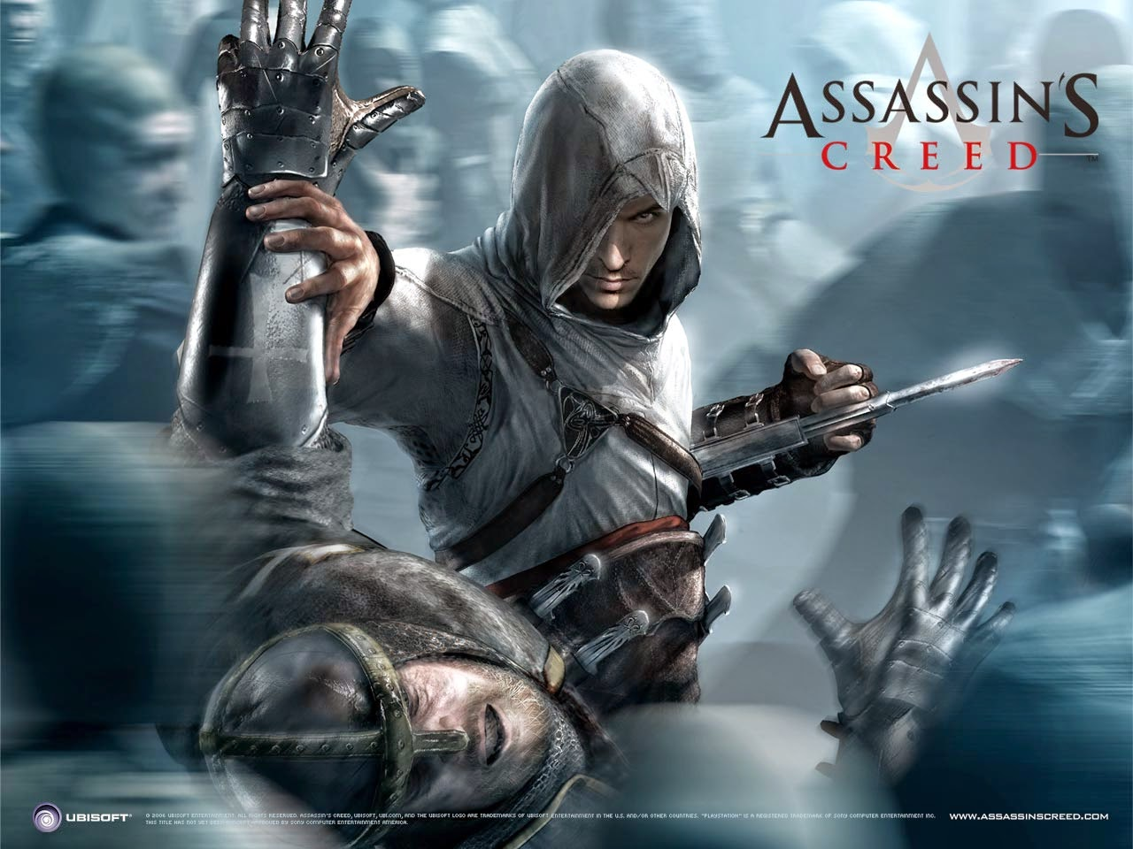 We start out with the Chase Theme from Assassin's Creed, which if you read  my introduction of this edition of the VGMs like a good boy or girl, ...