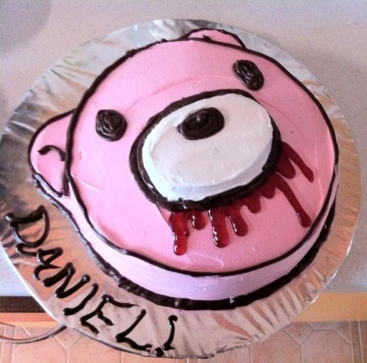 Cake A Treat Gloomy Bear Cake