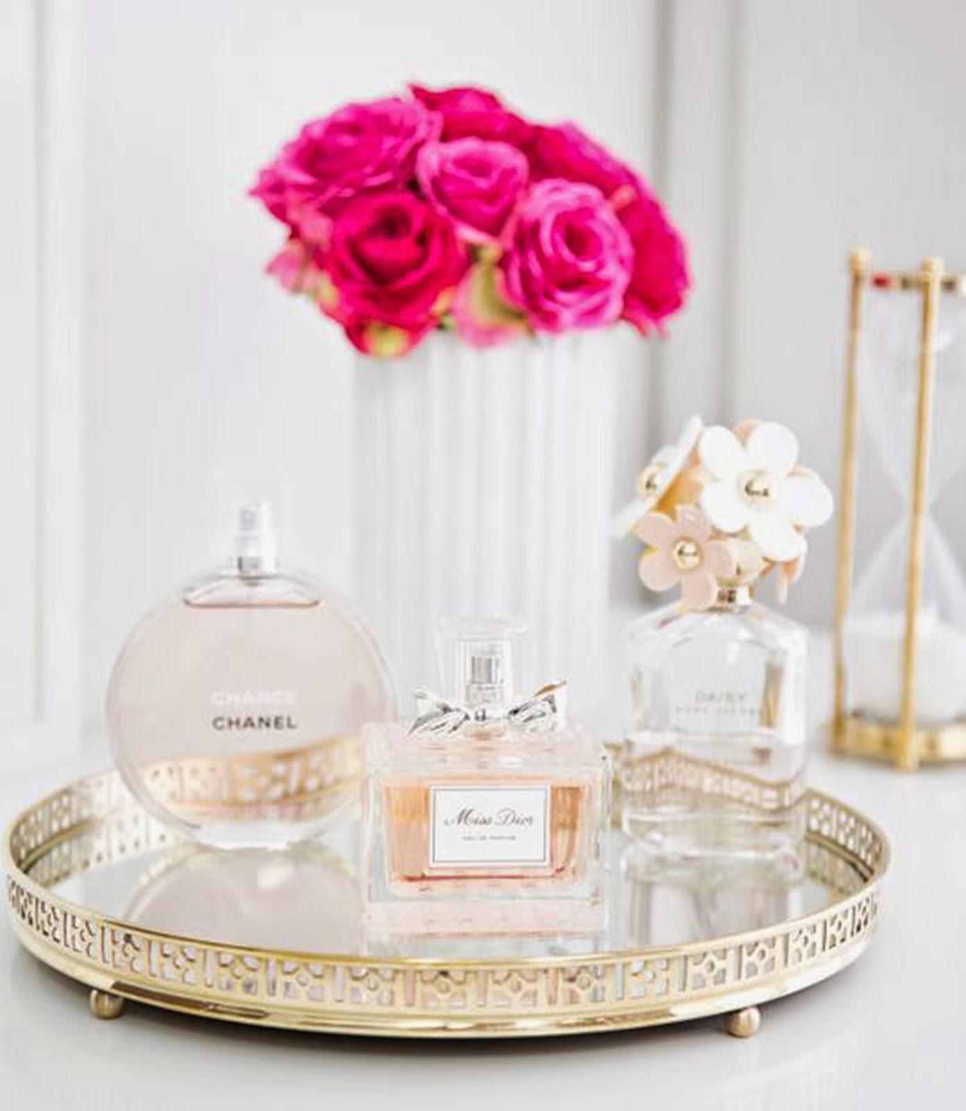 Cuidados com o perfume