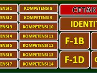 Unduh Aplikasi PKG Untuk Guru Kelas dan Mapel Format Excel