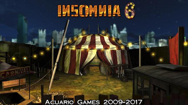 Insomnia 9 The Killer Clown