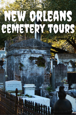 A fun thing to do when visiting New Orleans is joining one of the many New Orleans cemetery tours.