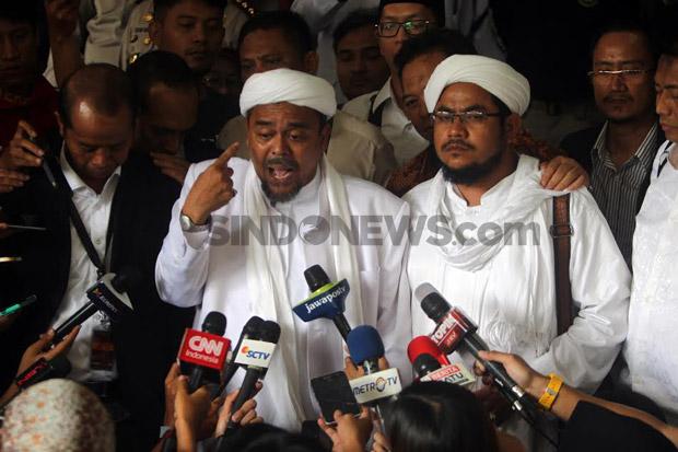 Berani Atau Pengecut?? Habib Rizieq Dikabarkan Akan Pulang ke Indonesia