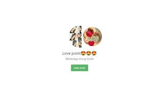 Love point whatsapp group