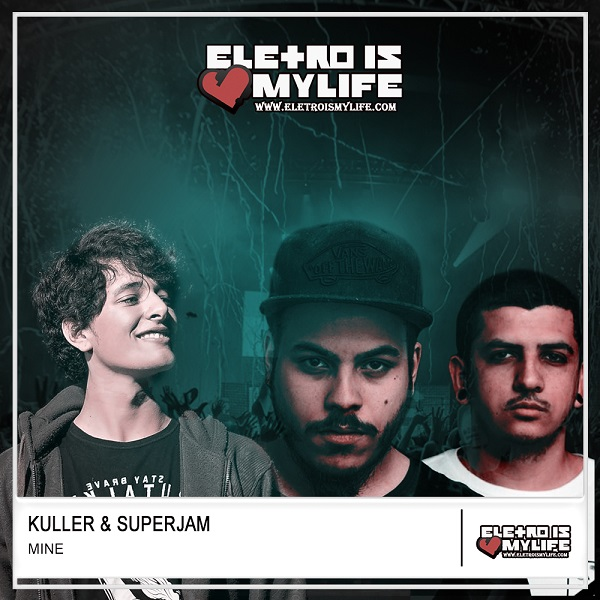 Kuller & SuperJam - Mine (Original Mix)