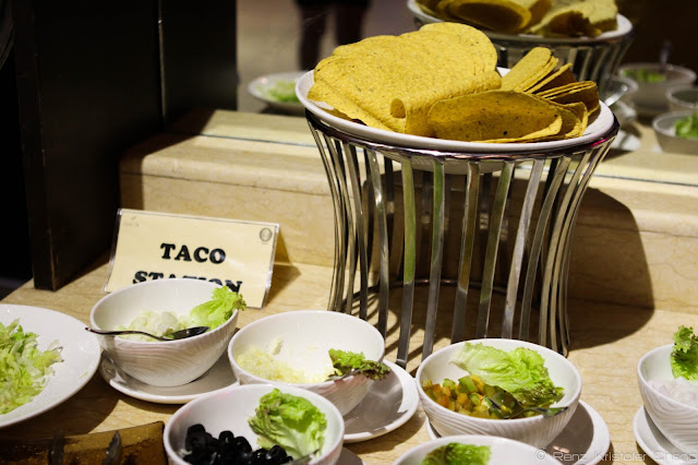 Taco Station in Spice Market
