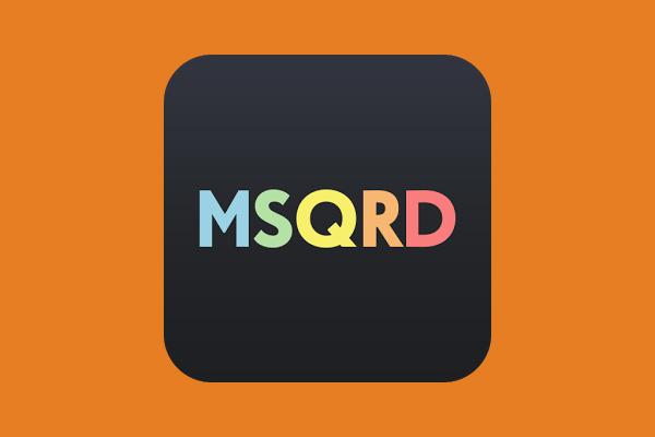 MSQRD 1.1.0 Full Apk