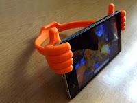 stojak uchwyt myPhone z Biedronki