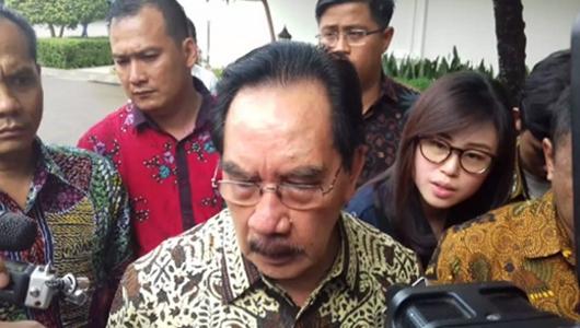 Antazari Azhar: Saya Tak Ragu, Jokowi Paham Bagaimana Berantas Korupsi