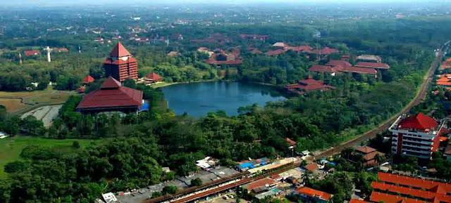 Jurusan Yang Di Sediakan Di Universitas Indonesia