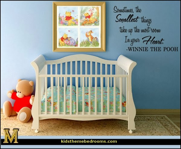Winnie The Pooh Bedroom Ideas Decor Theme
