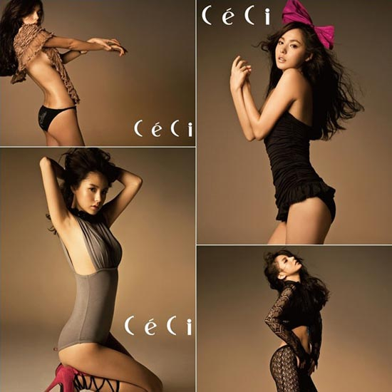 ONE INCH PUNCH : East Asian Inspiration: South Korean ... Hyorin Scandal
