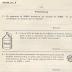 Alunos brasileiros da atualidade não conseguem resolver esta prova escolar da 4° série de 1968!