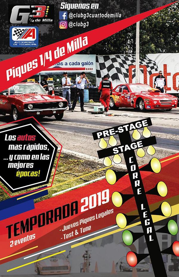 Piques-cuarto-Milla-plan-Semana-Santa-agenda-deportes