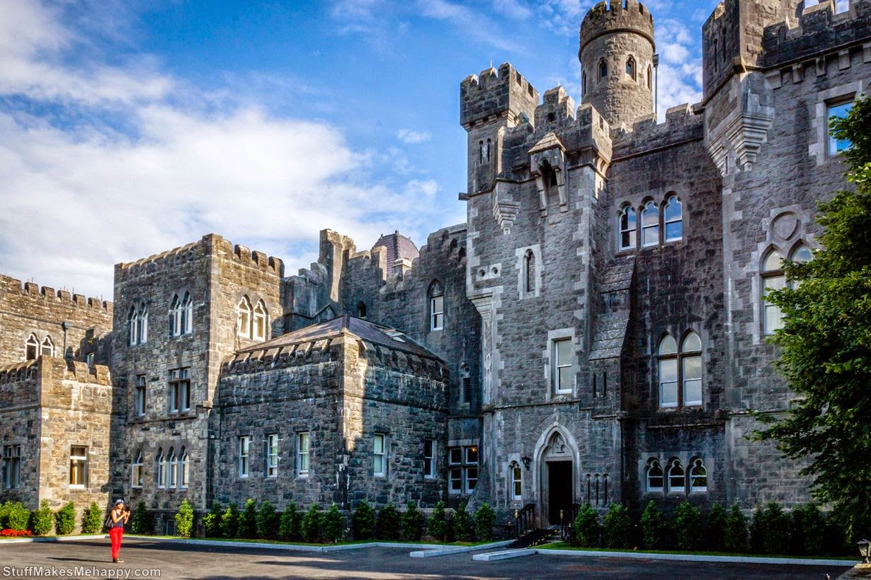 Ashford Castle - Photo by Janmennens