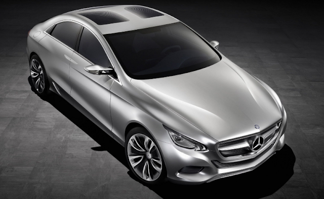 2010 Mercedes F800 Style Concept
