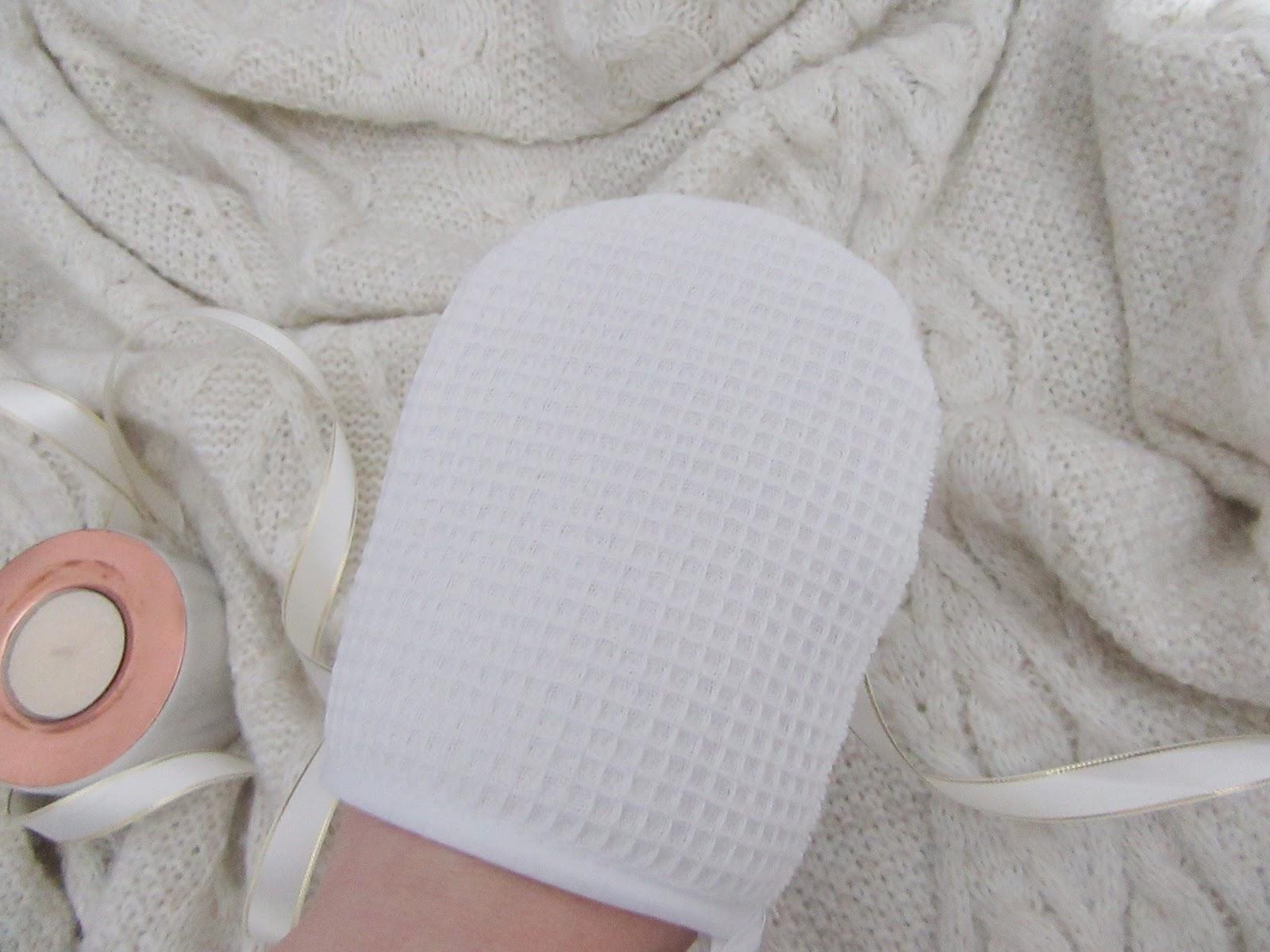 primark cleansing mitt