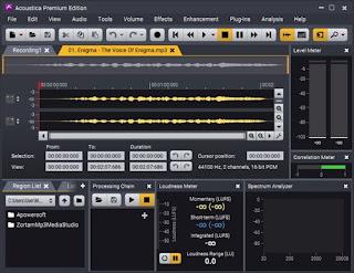 Acoustica Premium Edition 7.0.19 Full Keygen