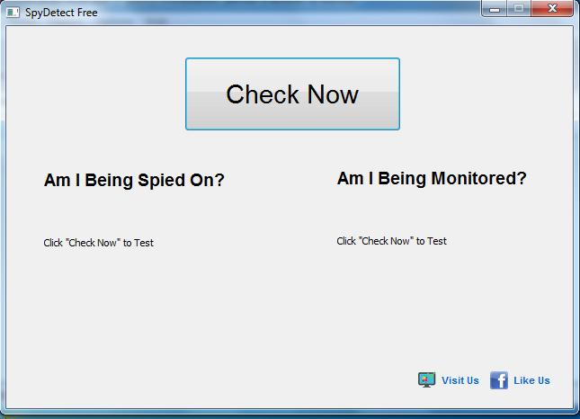 برنامج صغير سيمكنك من معرفة ما إذا كان جهازك مخترق أم لا و