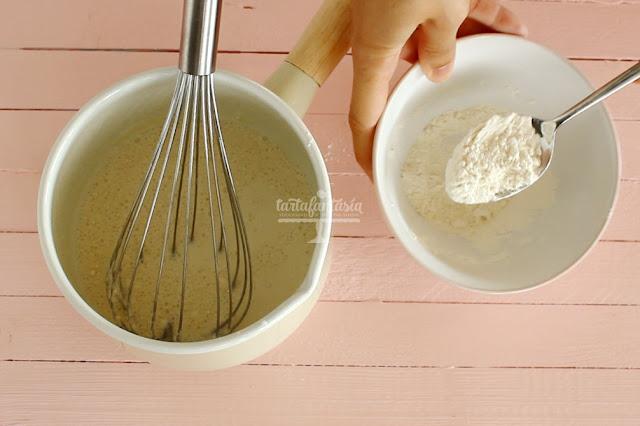 Receta Crema de Mantequilla Menos dulce