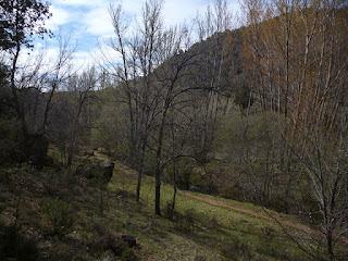 Cañón del río Manzanares