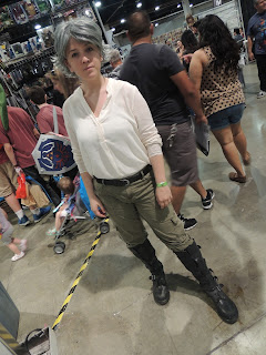 carol walking dead cosplay